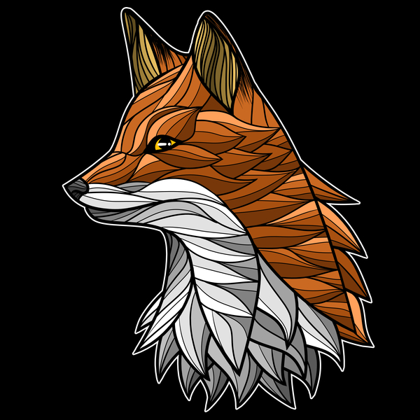 NeatoShop: Fox Tattoo