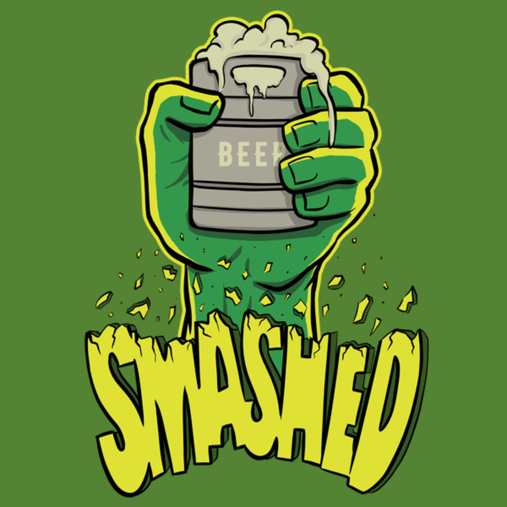 NeatoShop: LET'S GET SMASHED