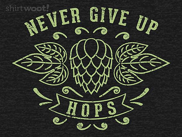 Woot!: Hops Matter