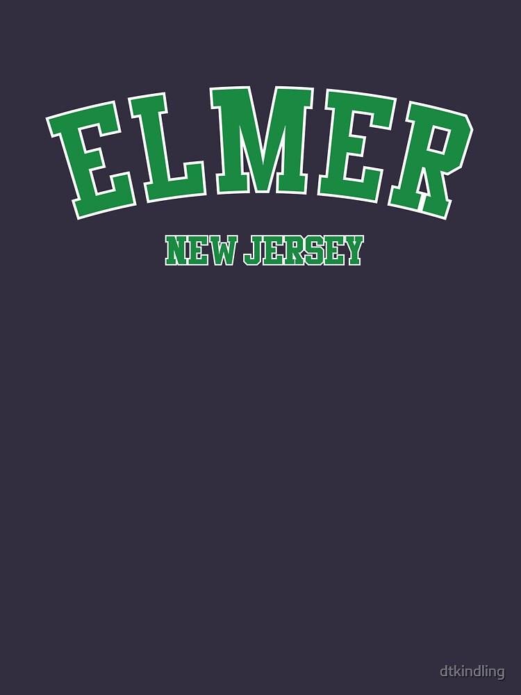 RedBubble: Elmer, New Jersey