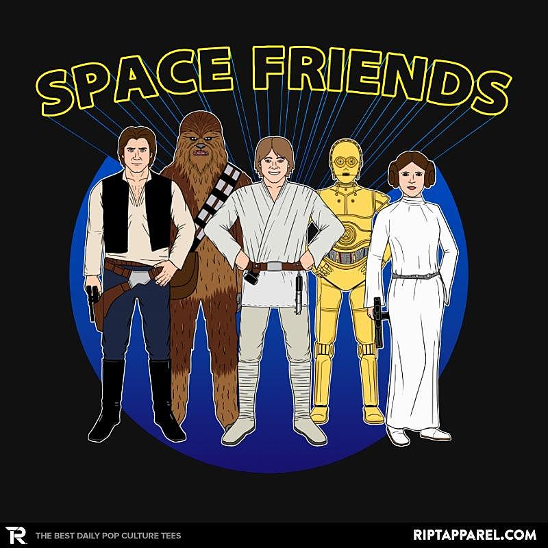 Ript: Space Friends