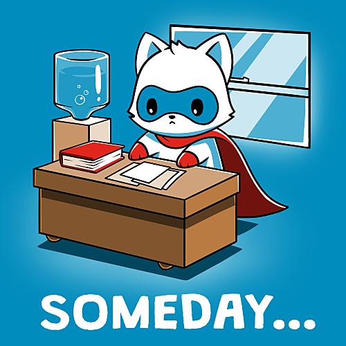 TeeTurtle: Someday...
