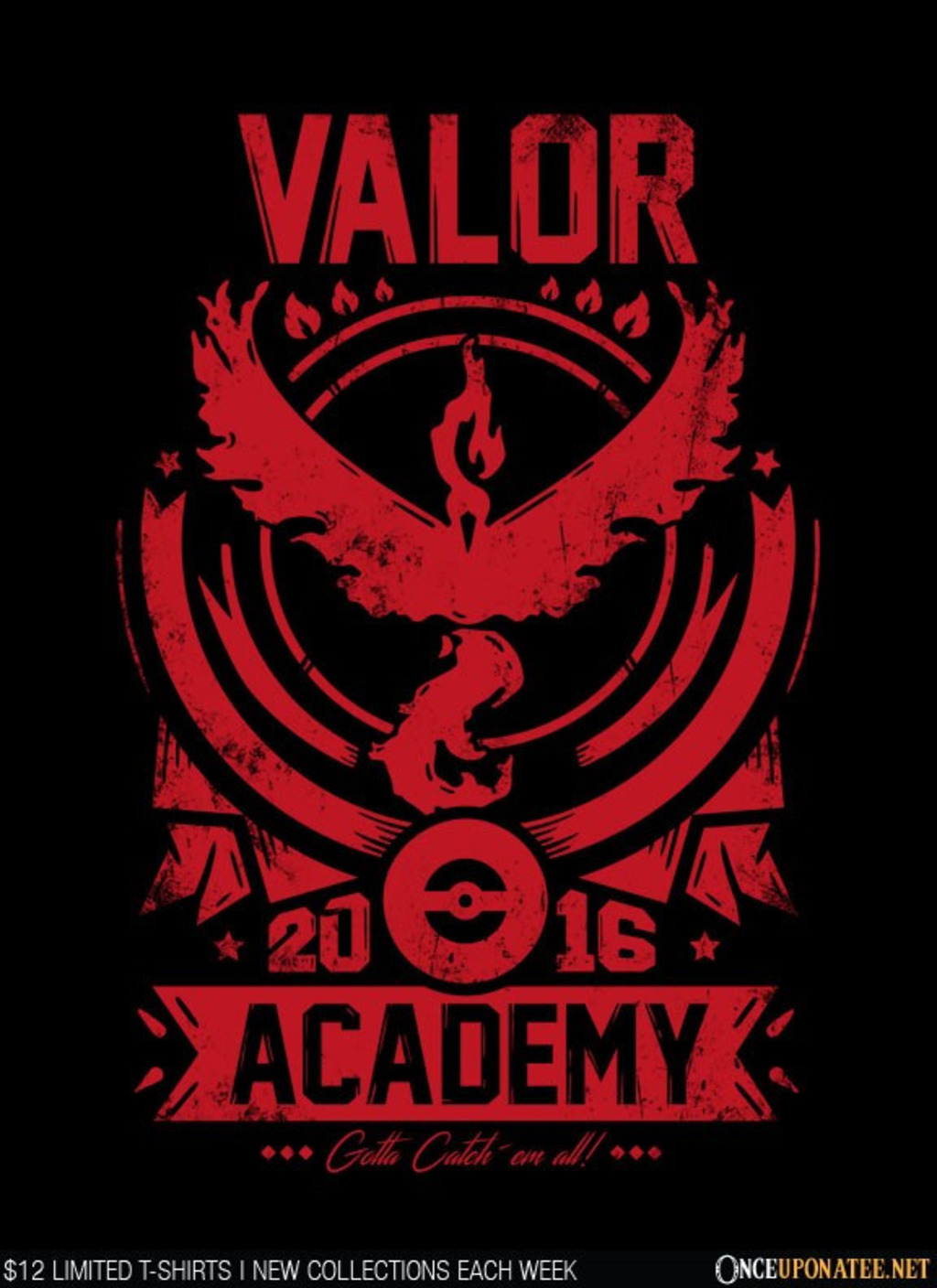 Once Upon a Tee: Valor Academy