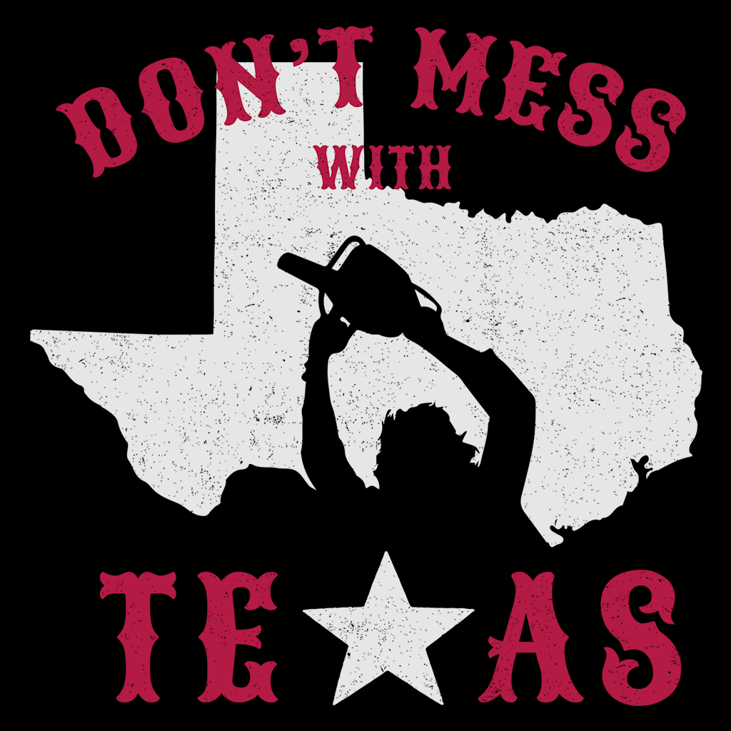 Pop-Up Tee: Don't Mess with Texas