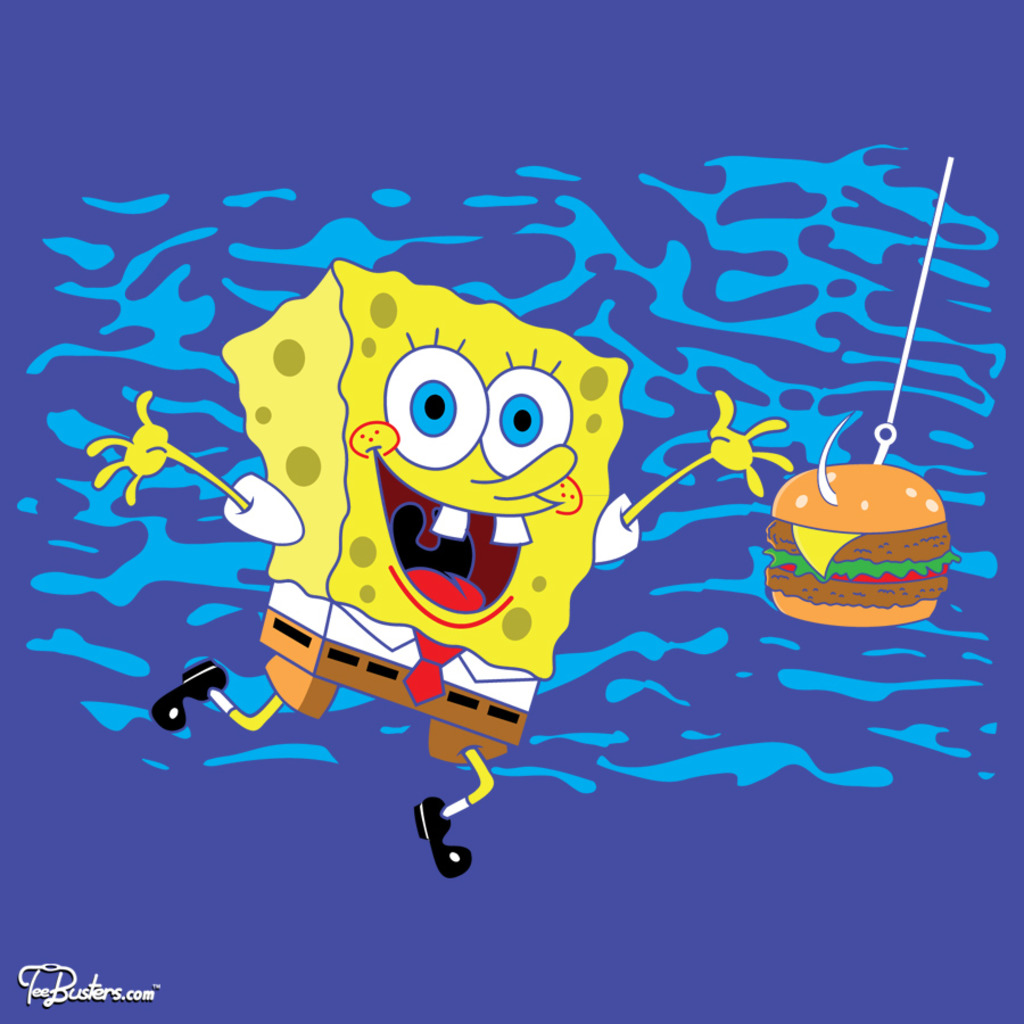 TeeBusters: Krabby Patty!