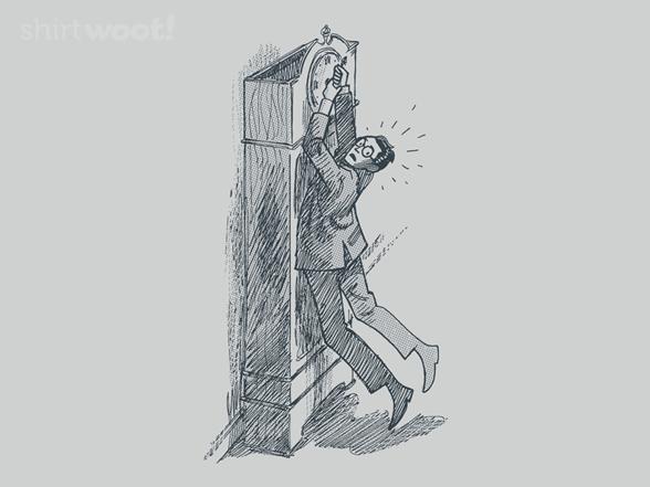 Woot!: Harold Winds His Clock