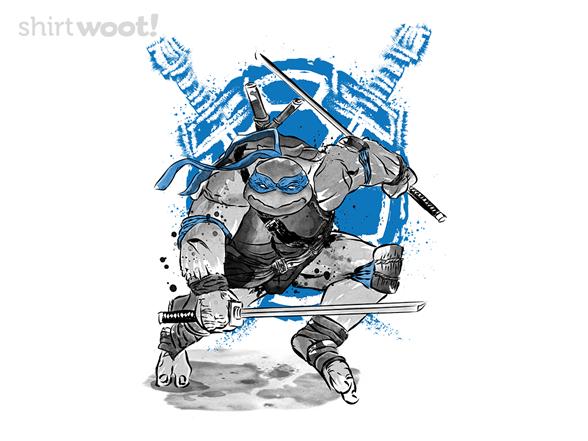 Woot!: Blue Ninja