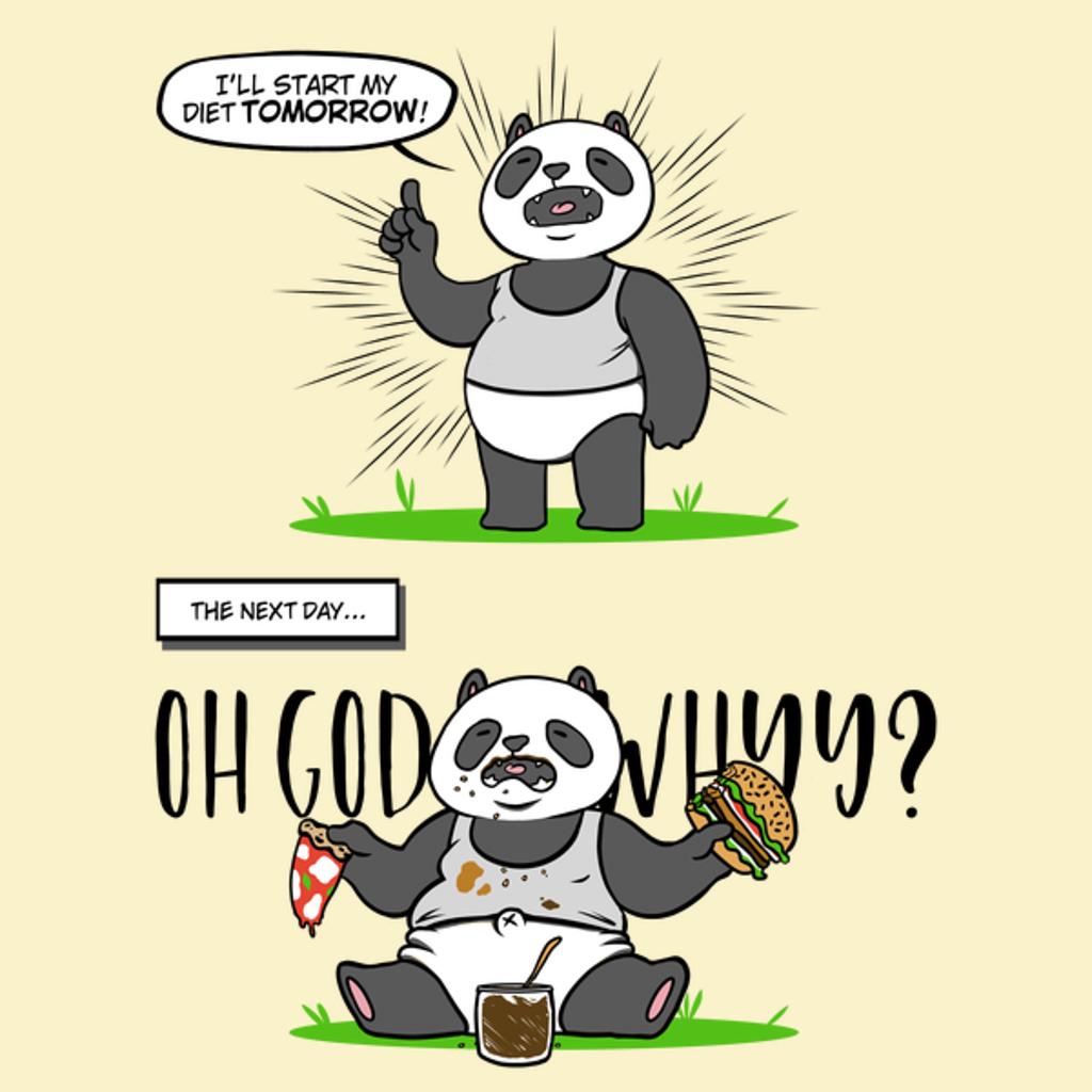 NeatoShop: Diet Panda