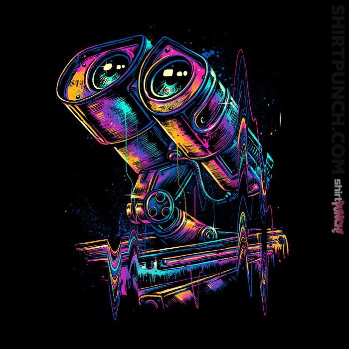 ShirtPunch: Last Robot On Earth