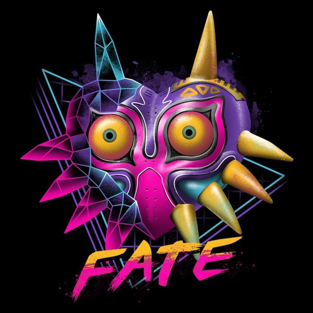 Once Upon a Tee: Rad Fate