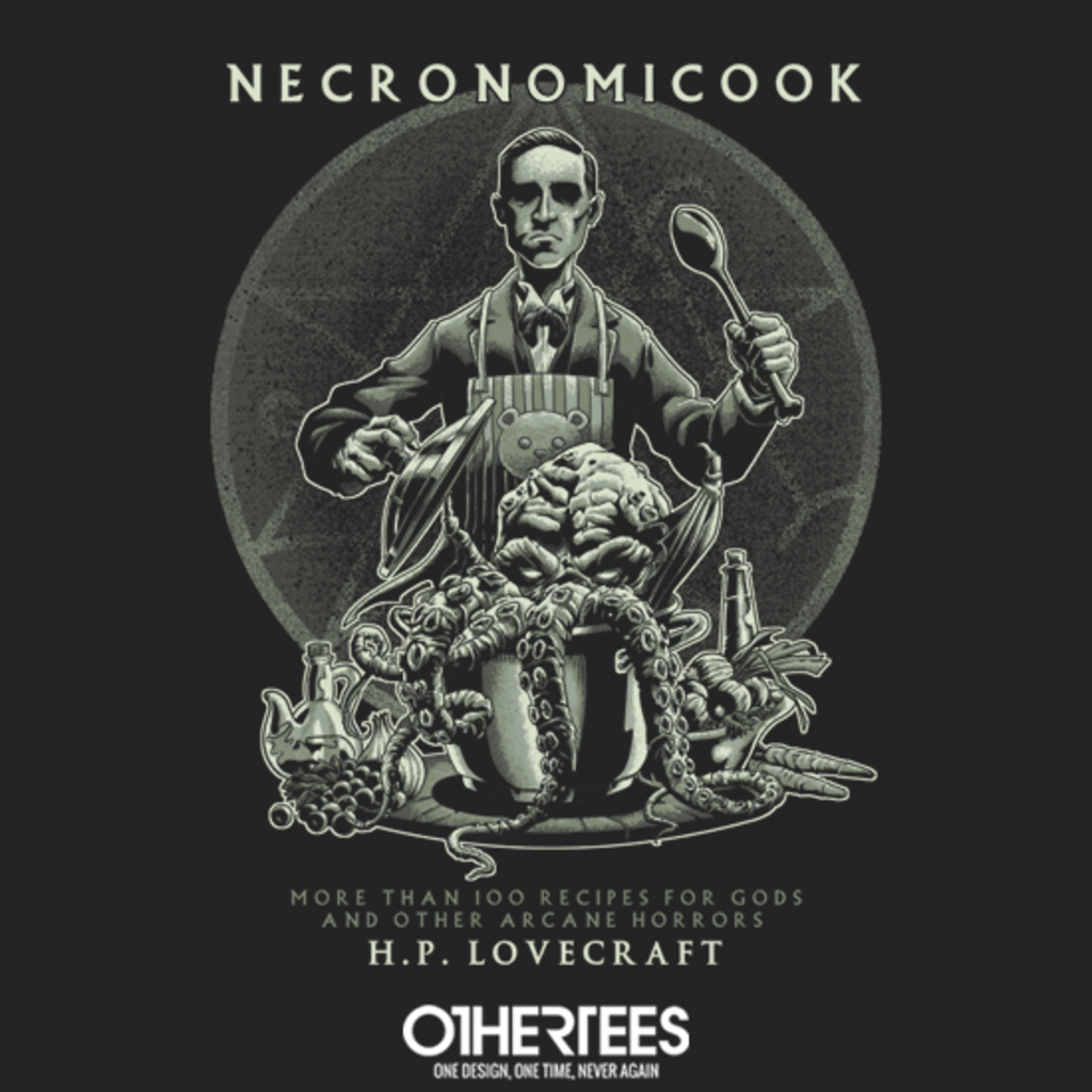 OtherTees: Necronomicook