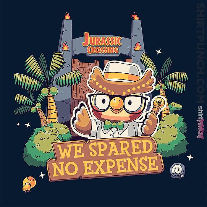 ShirtPunch: No Expense