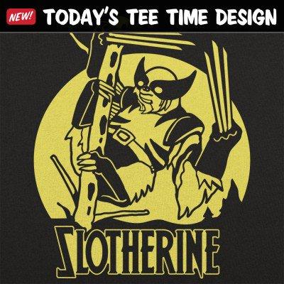 6 Dollar Shirts: Slotherine