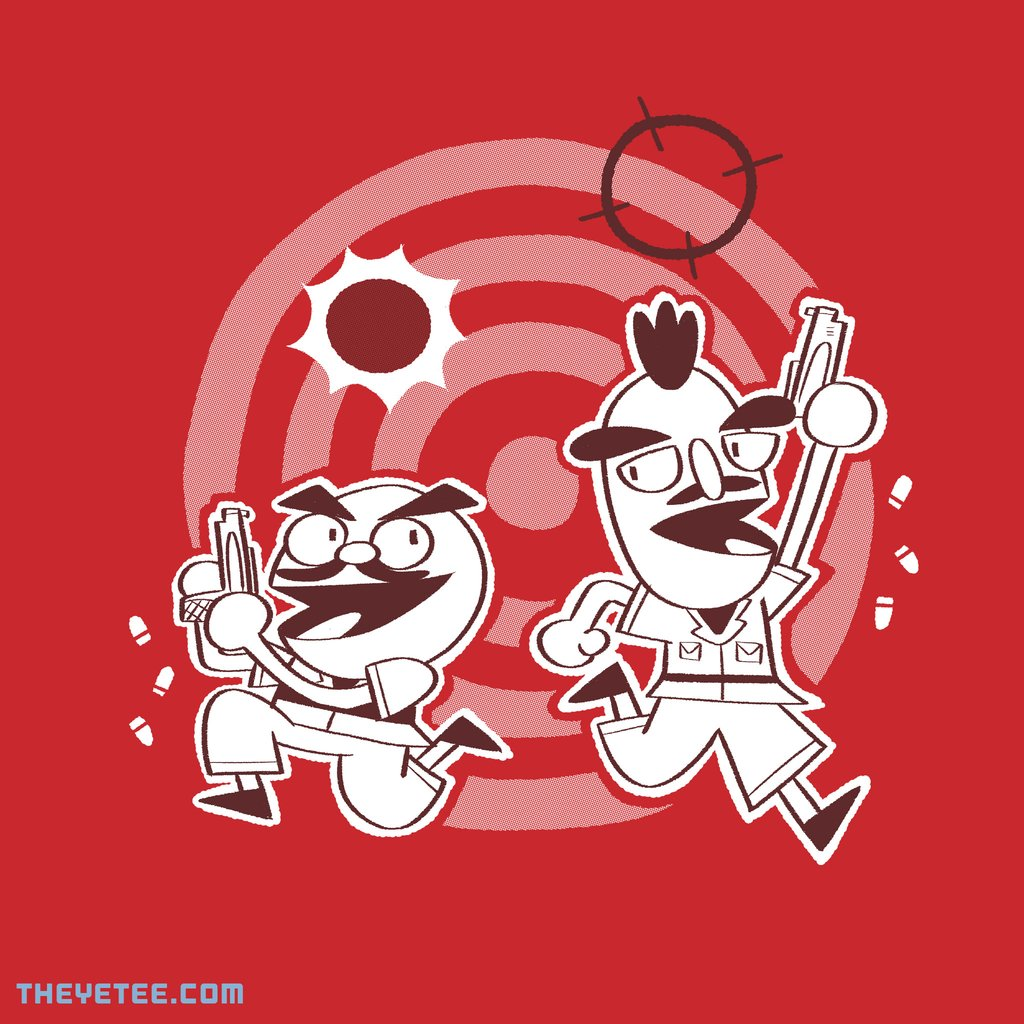 The Yetee: Lightgun Safety