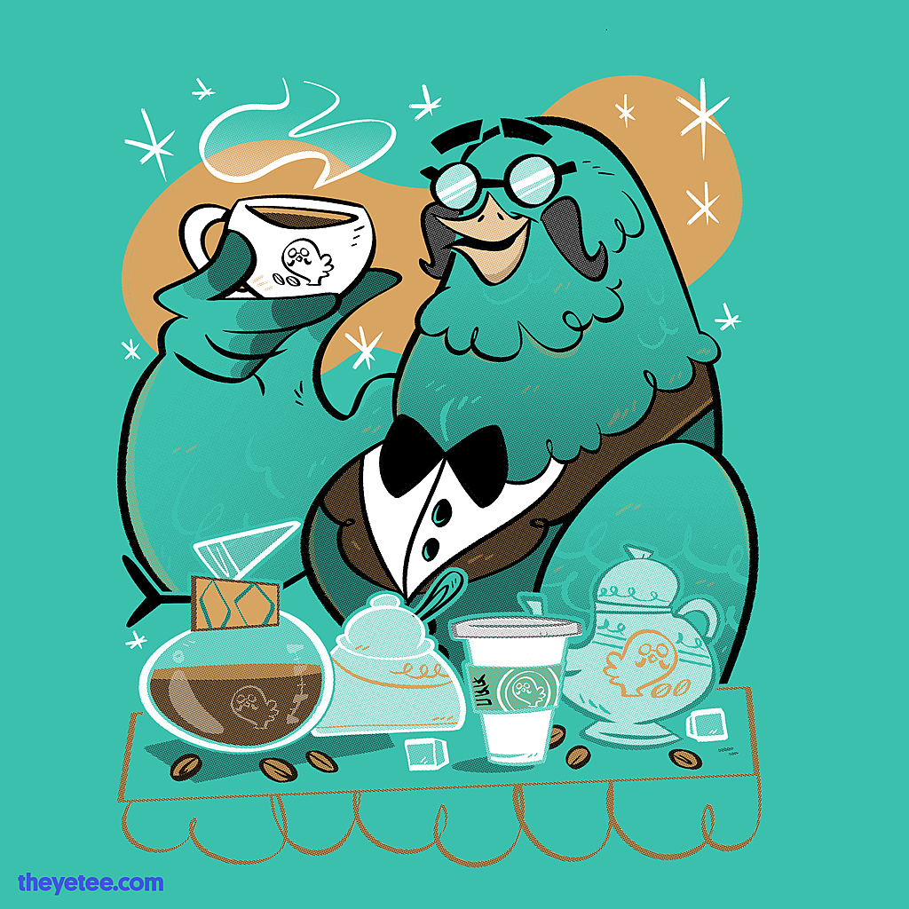 The Yetee: The House Brew