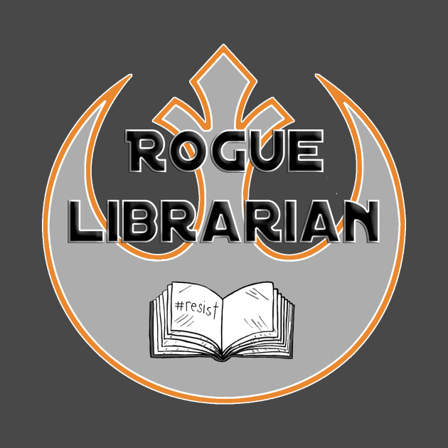 Image result for rogue librarian