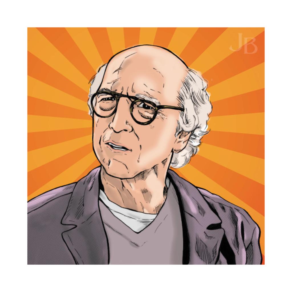 TeePublic: Larry David