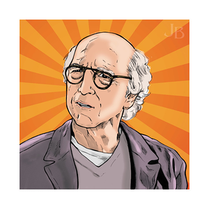 TeePublic: Larry David