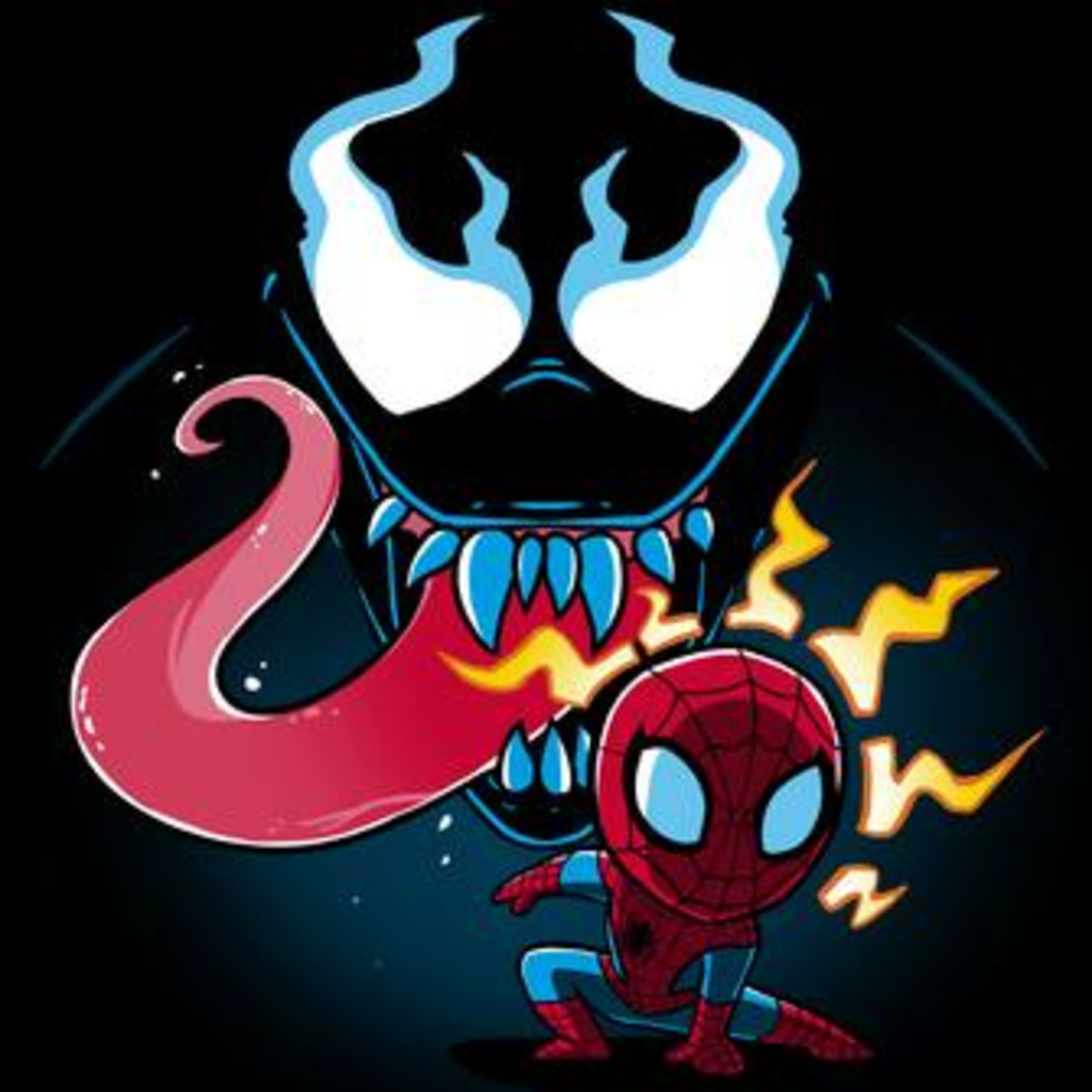 TeeTurtle: Spider-Man's Worst Nightmare