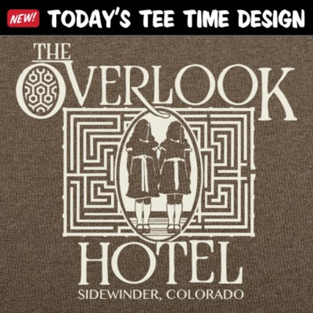 6 Dollar Shirts: Overlook Hotel