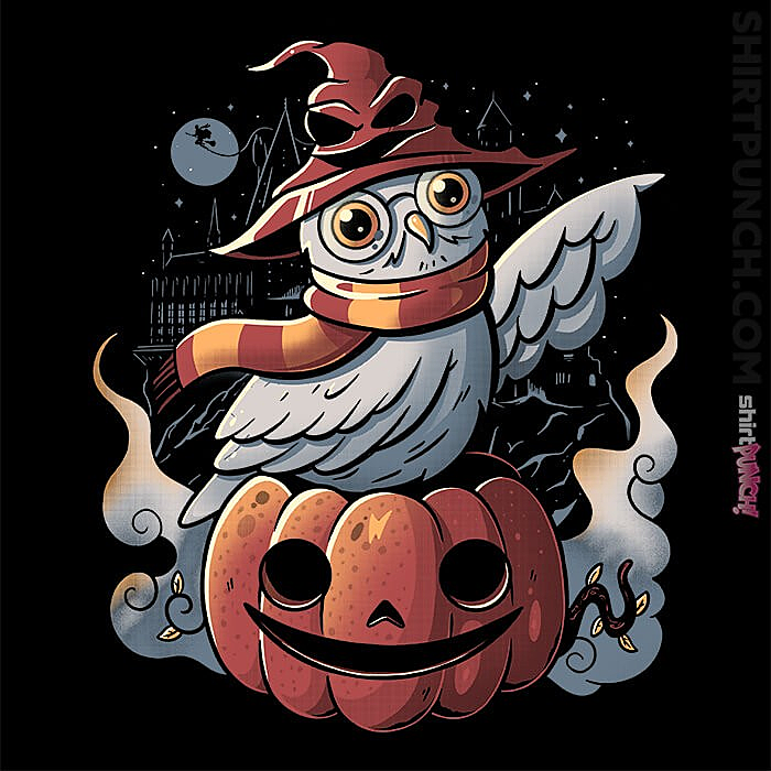 ShirtPunch: Spooky Magic