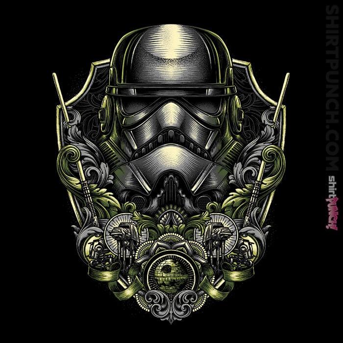 ShirtPunch: Emblem Of The Storm