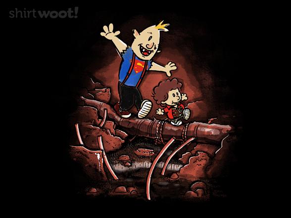 Woot!: Sloth & Chunk