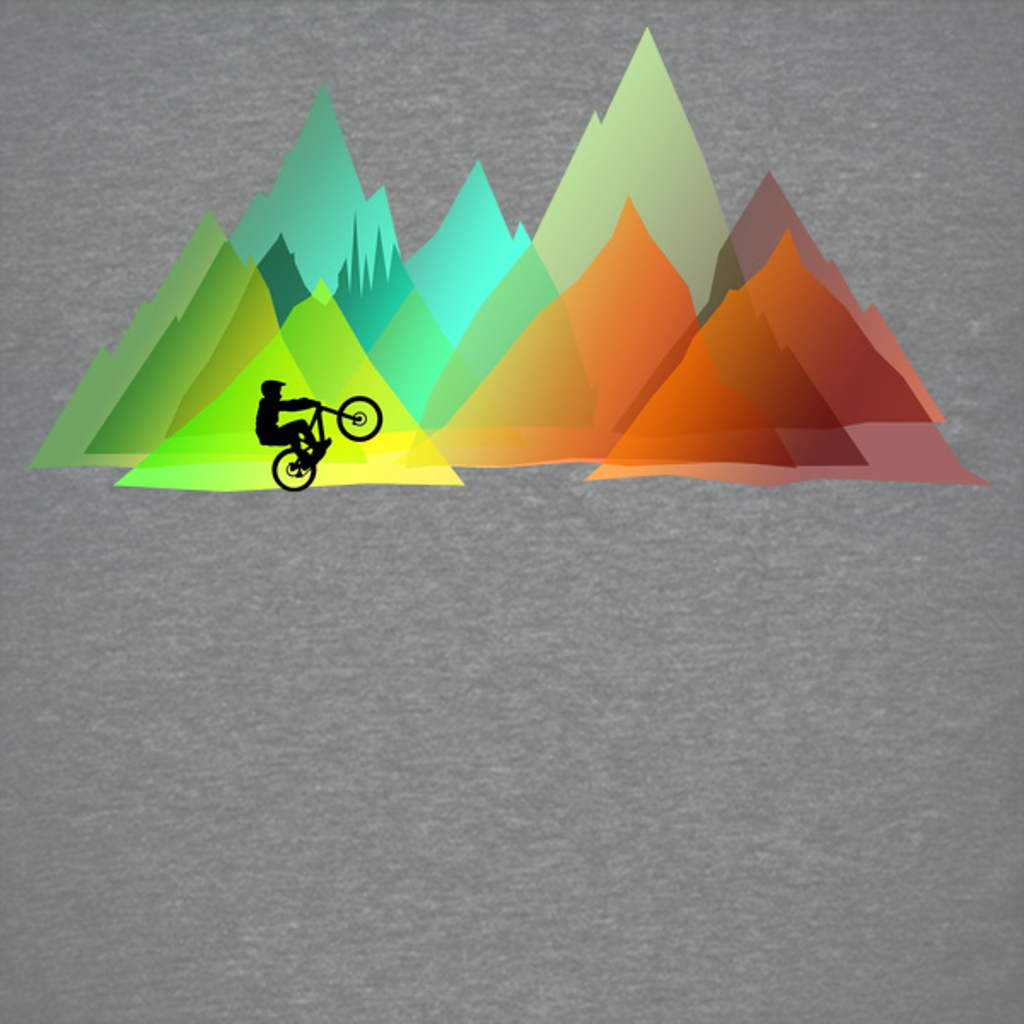 NeatoShop: MTB Mountains COlors