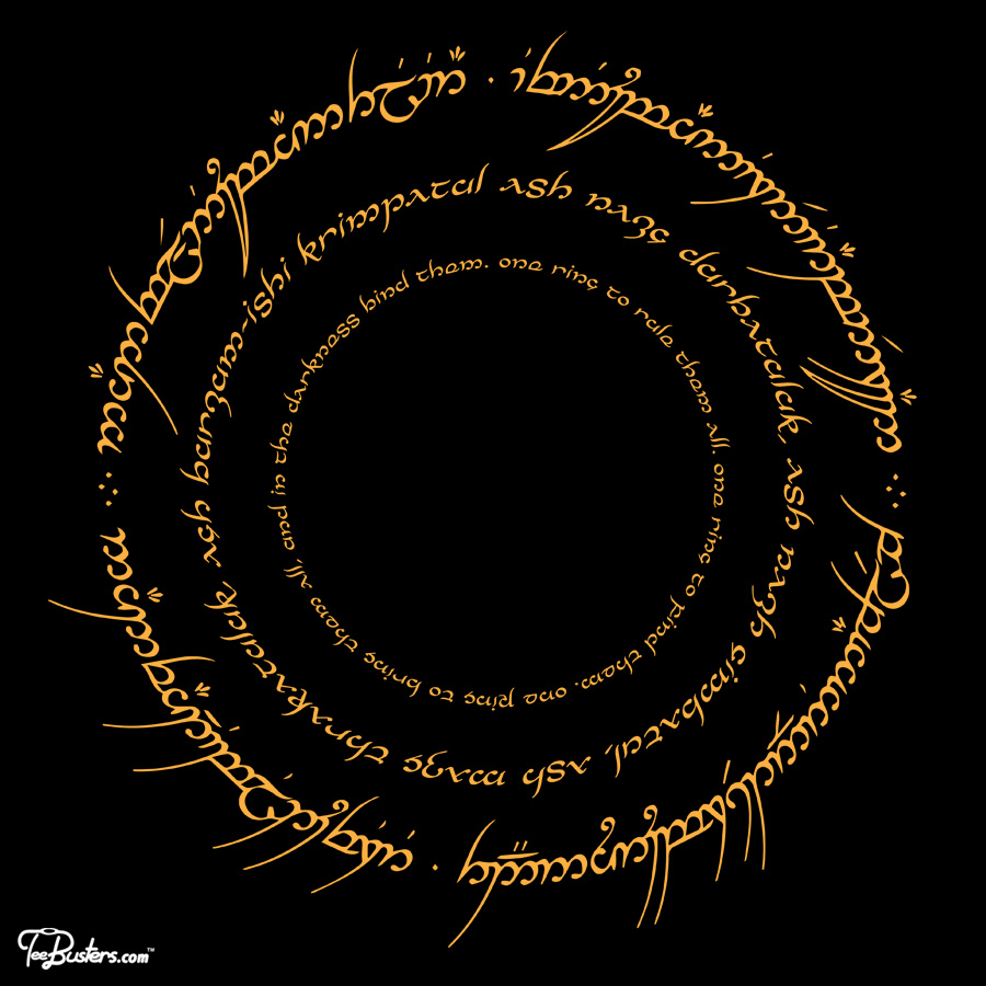 TeeBusters: Translation One ring