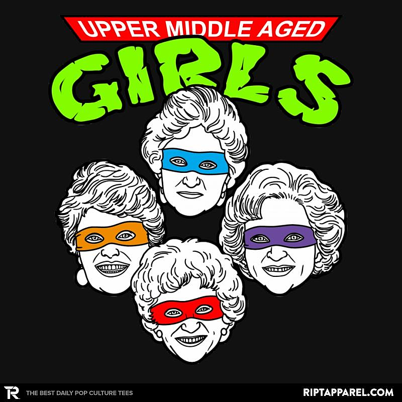 Ript: Upper Middle Aged Girls