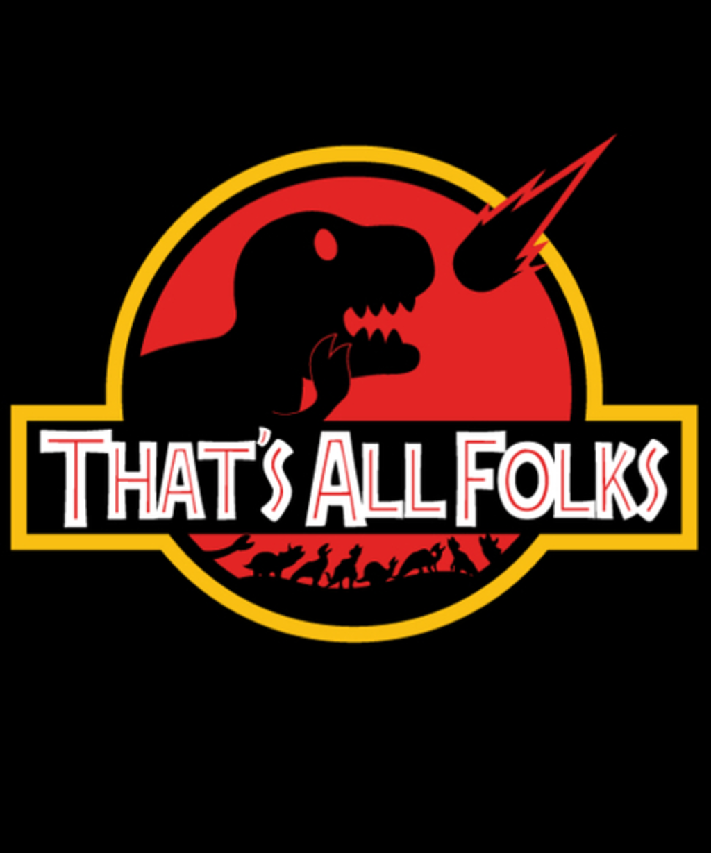 Qwertee: that's all folks