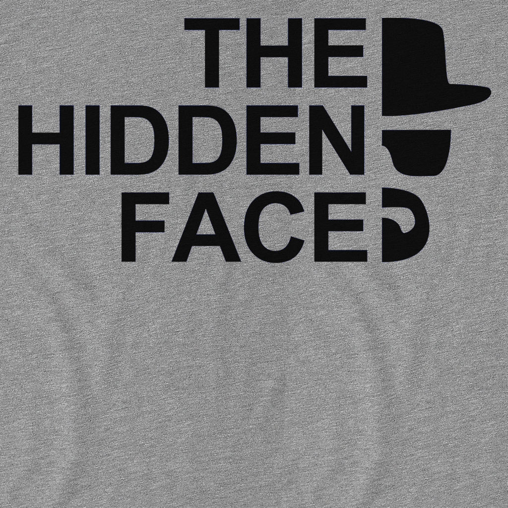 Pop-Up Tee: The Hidden Face