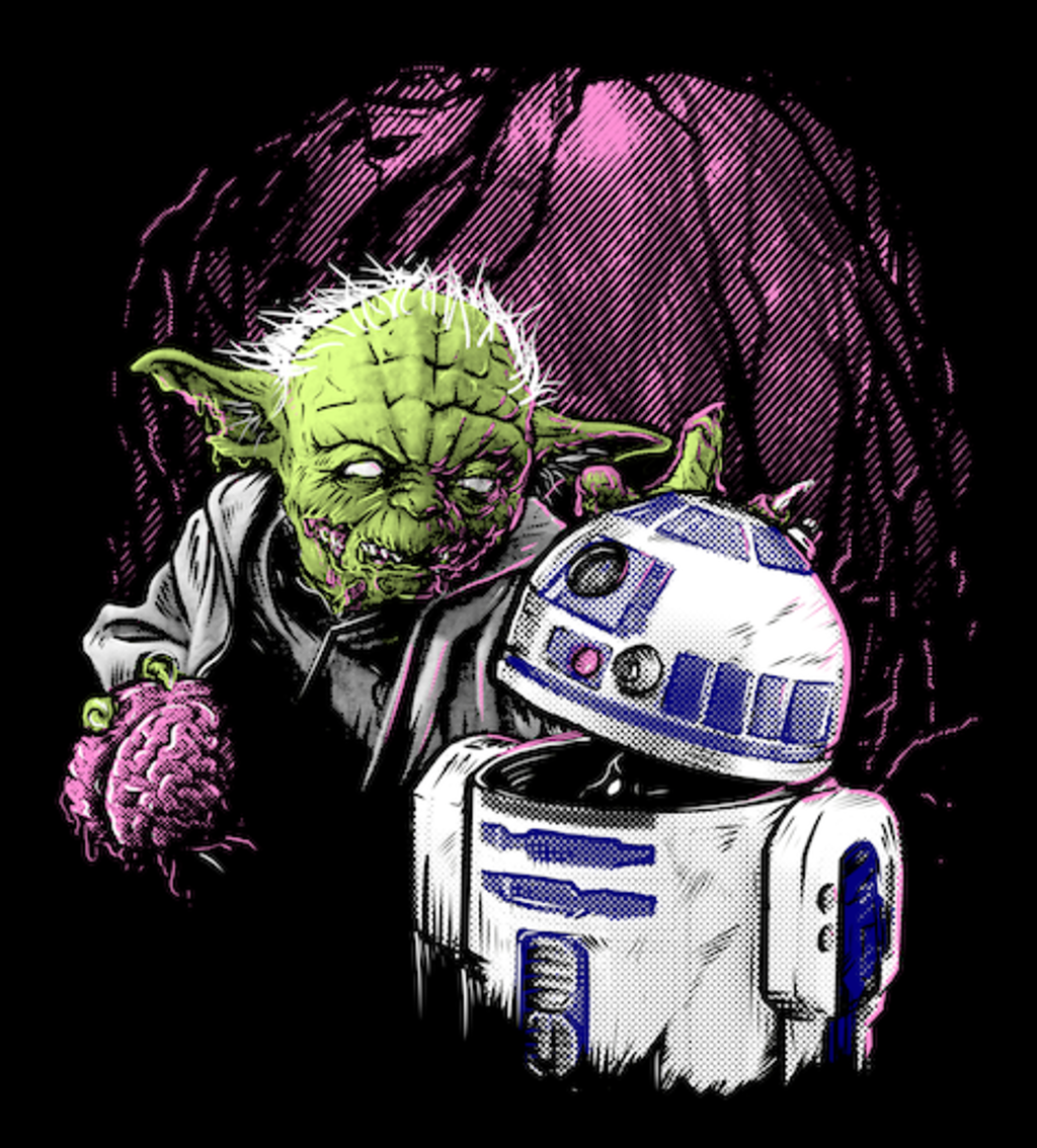 Shirt Battle: May the Dead Be With You