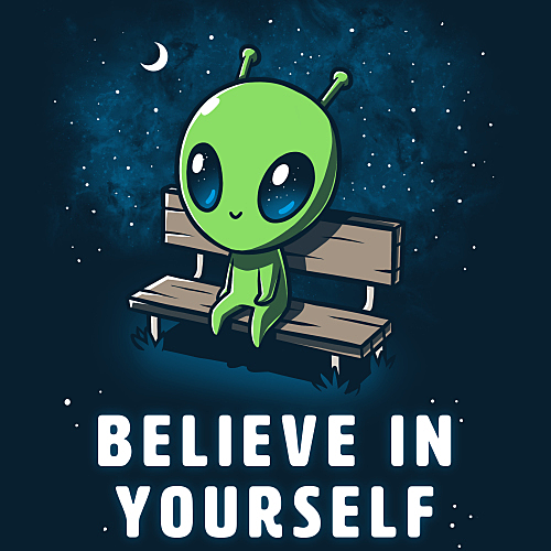 TeeTurtle: Believe in Yourself!