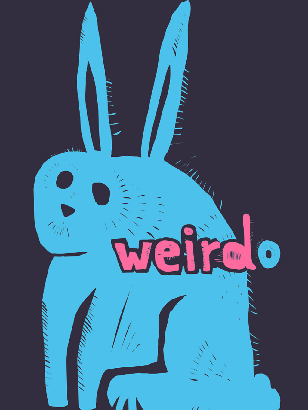 RedBubble: Weirdo
