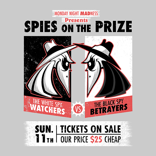 NeatoShop: Spies on the Prize