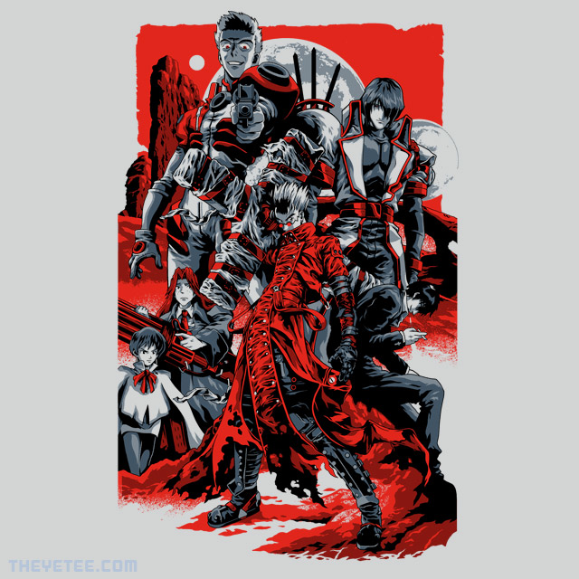The Yetee: The Stampede