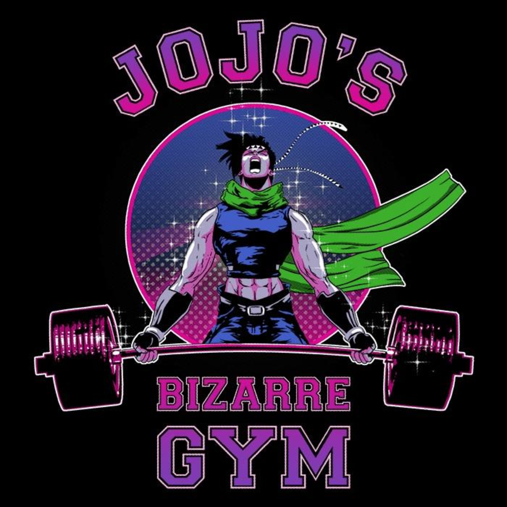 Once Upon a Tee: Bizarre Gym