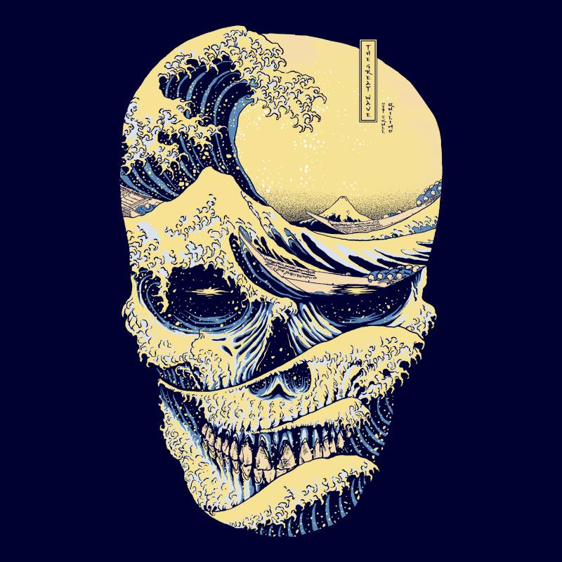 Pampling: The Great Wave of Skull