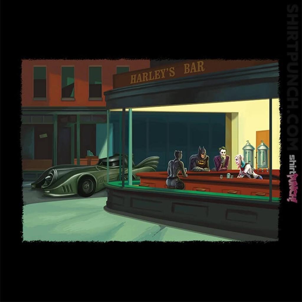 ShirtPunch: Gothamnights
