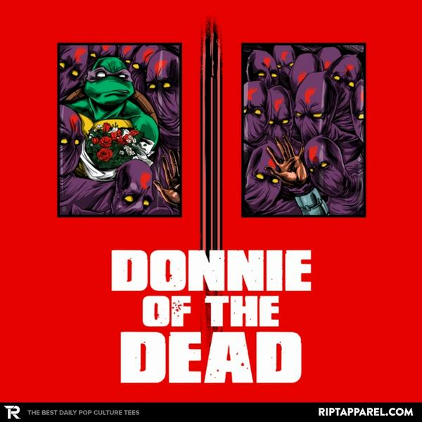 Ript: Donnie of the Dead