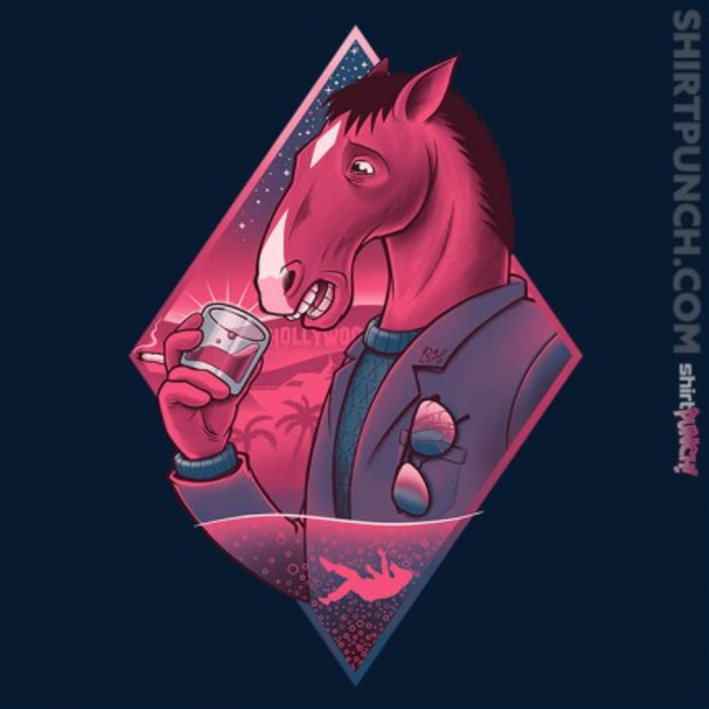 ShirtPunch: If wishes were Horses