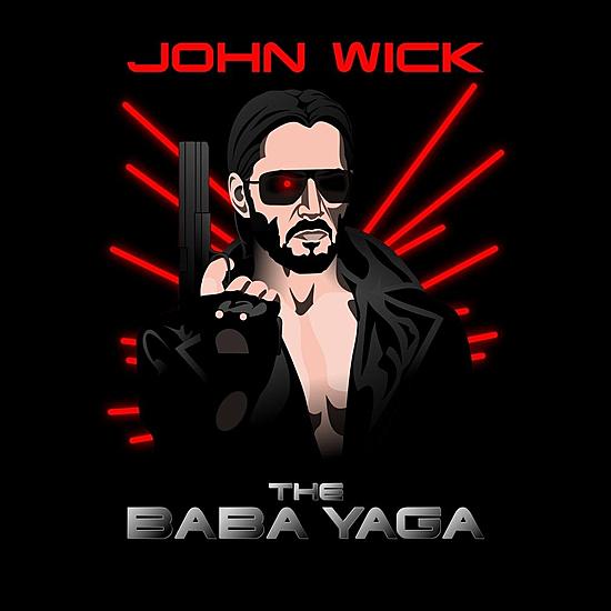 BustedTees: The Baba Yaga