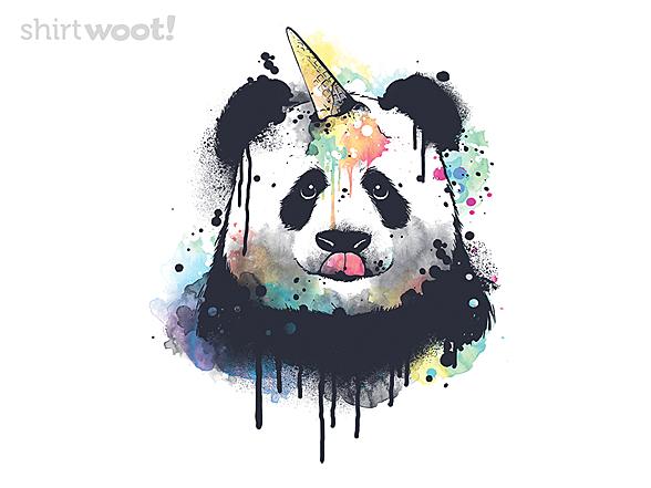 Woot!: Ice Cream Pandacorn