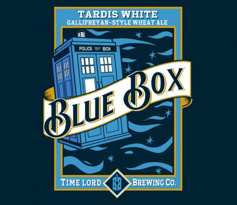 TeeFury: Blue Box