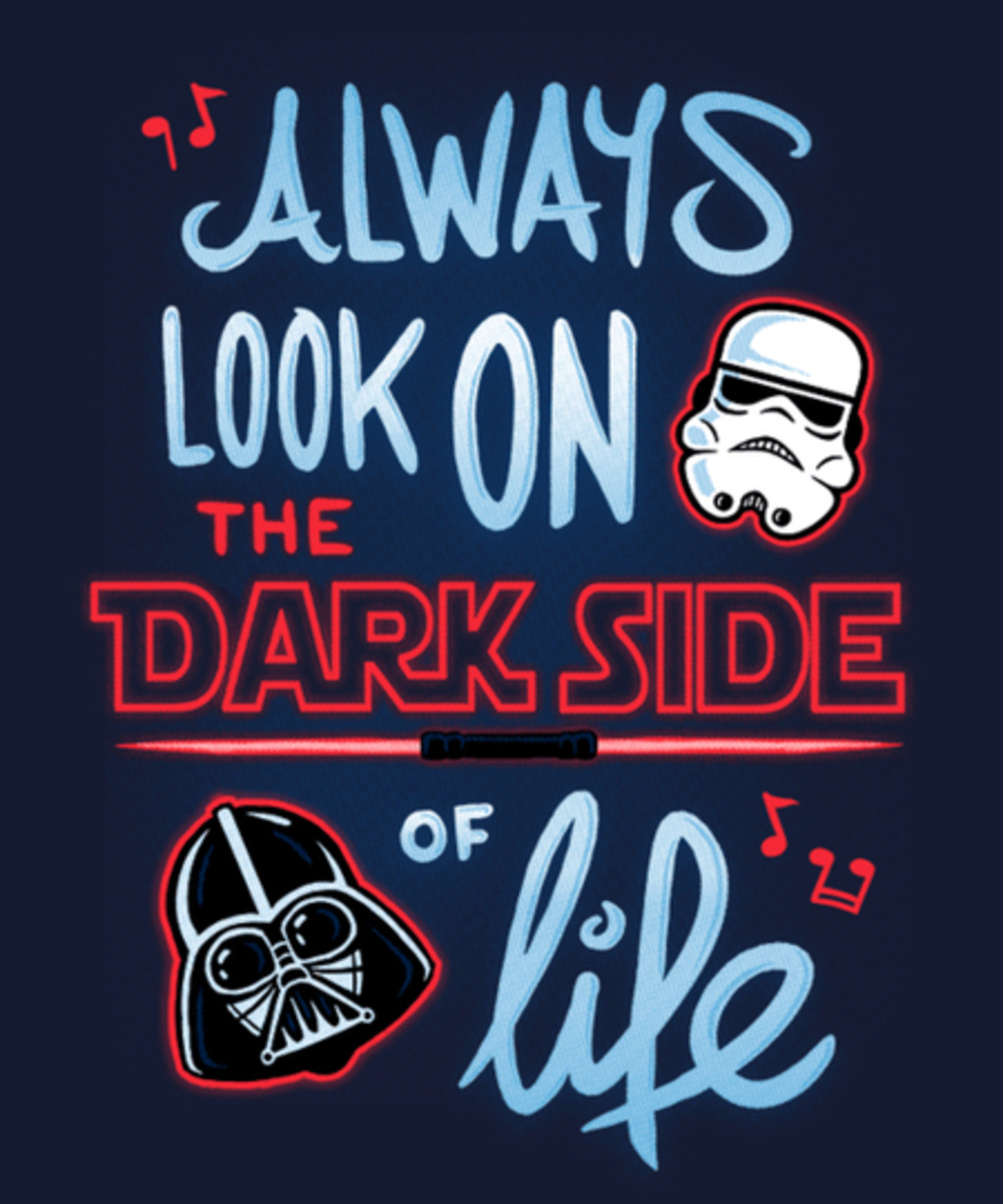 Qwertee: Dark Side of Life