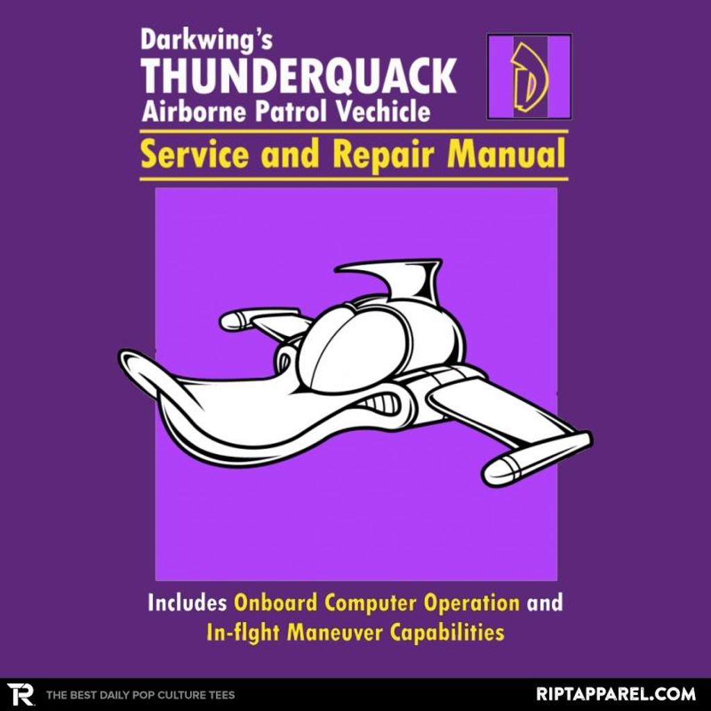 Ript: ThunderQuack Manual