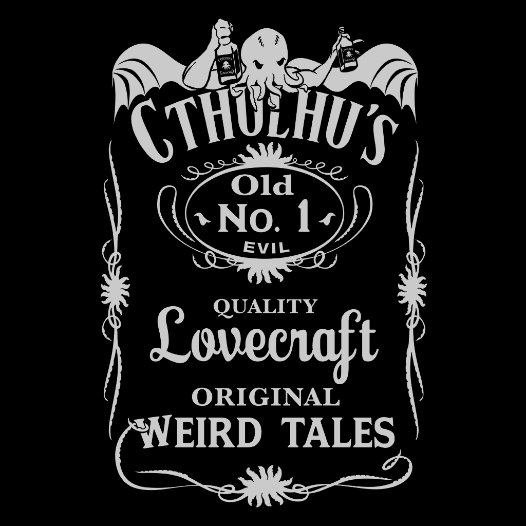 Pop-Up Tee: Cthulhu's