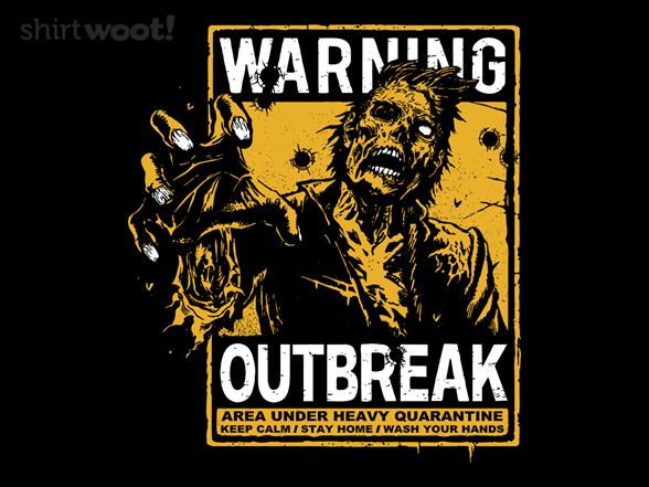 Woot!: Warning Outbreak