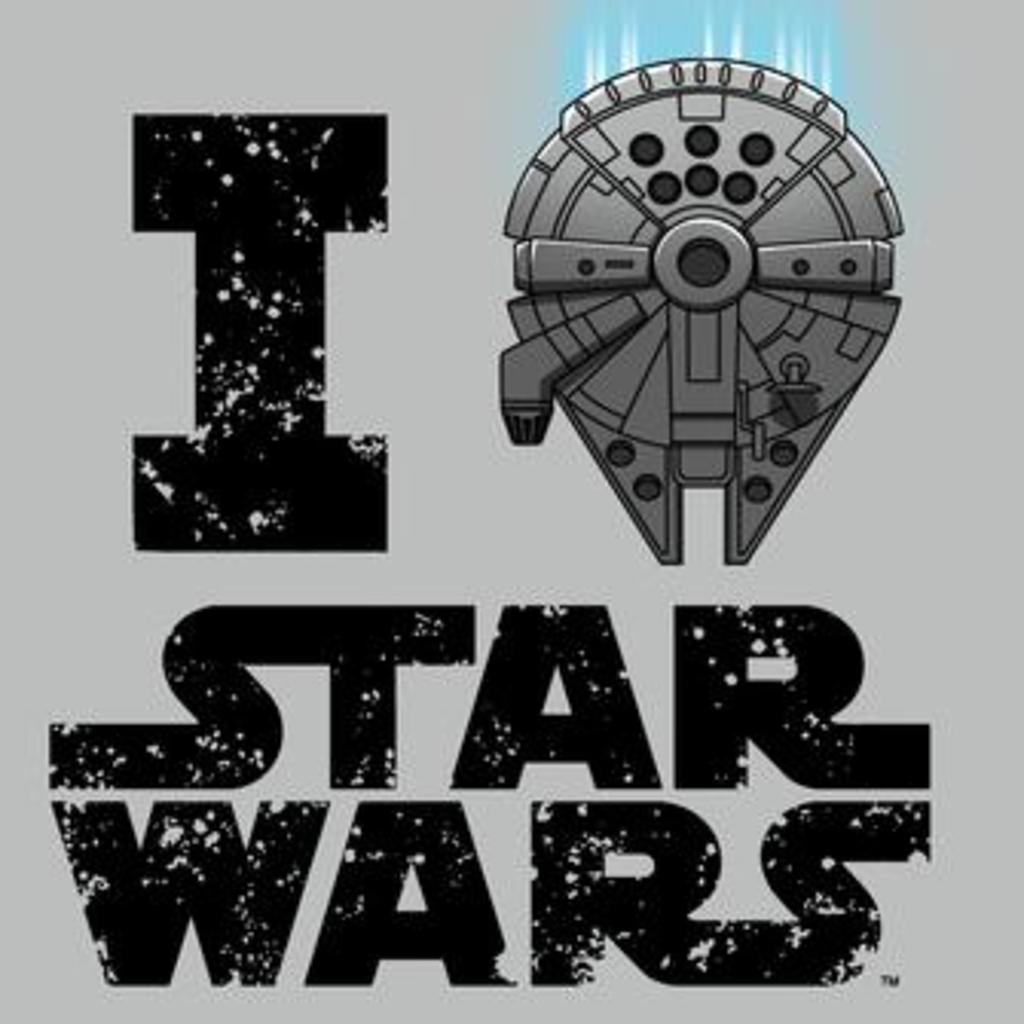 TeeTurtle: I <3 Star Wars